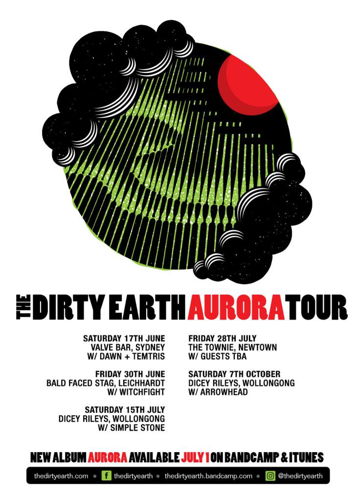 flyer_TDE_aurora_albumtour_sml
