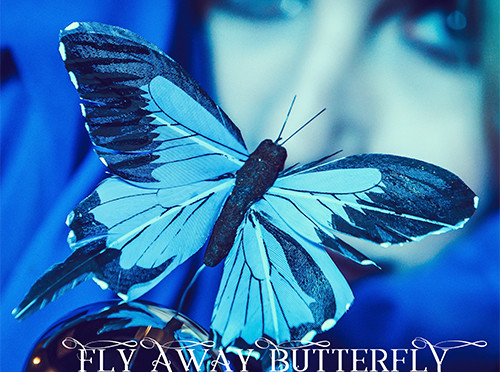 4 Fly away butterfly Cover Art 500