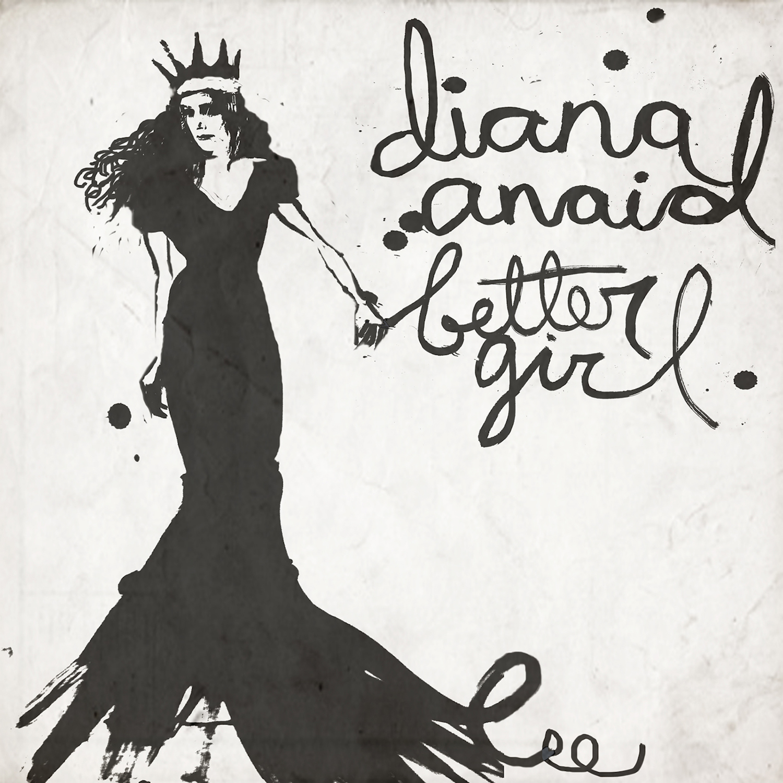 Better Girl Diana single2 1500x1500