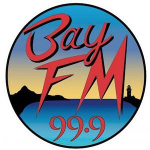 BAY FM 99.9 LOGO