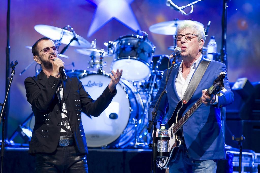 Ringo Starr and Graham Gouldman sm